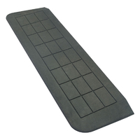 Heavy Duty Access Ramp - Rubber - 1067 x 305 x 32mm Rise