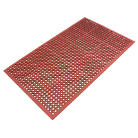 Safety Cushion Floor Mat - Non slip - Extra Comfort - 900 x 1500mm - Grease Resistant