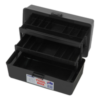 Tool Box - Cantilever Trays (2) - 328 x 190 x 160 mm