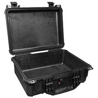 Transport Case - Pelican 1450NF - 371 x 258 x 152 mm - No Foam - Black