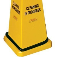 Safety Sign - Base Weight for Triangular Cone