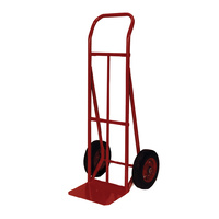 General Purpose Hand Trolley Hand Truck - 250mm Pneumatic Wheels