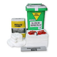 Spill Kit - Oil and Fuel - 120 litre