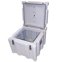 Transport Case - Spacecase - Modular 550 -  550 X 550 X 450mm - Grey