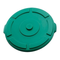 Lid Suit Thor 38L Utility Plastic Container - Green