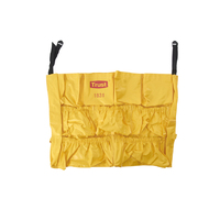 Thor Caddy Bag Suits 121L/166L Utility Plastic Container - Yellow