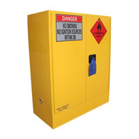 Cabinet - Flammable Storage - 160 litre - 1295 x 1100 x 465mm