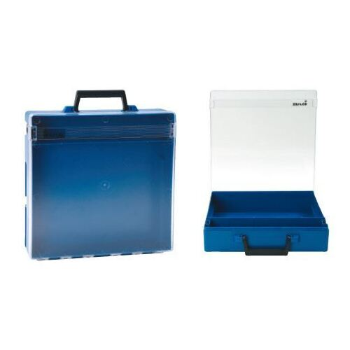 Storage Case - Rola Case - RC002/CL - Clear Lid - Blue